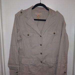 Utility Jacket Coat